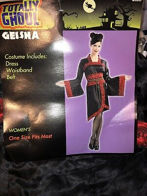 Young Adult Geisha Costume