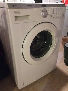 LG Front Load High Efficiency Washing Machine
