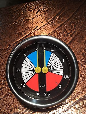 Boiler-pump Pressure Gauge 60mm