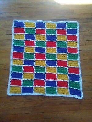 Lego City Coral Fleece Decke Kuscheldecke Kinderdecke 120 x 150 cm