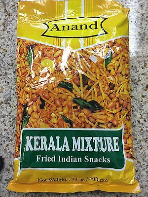 Kerala Snack Mix Anand Indian Ready to Eat Trail Mix 400gm 14oz