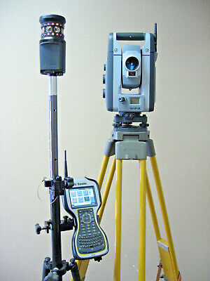 Trimble Vx Dr Vision Scanning Robotic Total Station 1 S5 S6 S7 S8 For Surveing