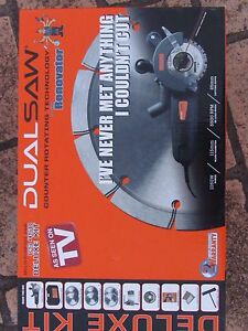 Brand new Dual saw by the Renovator- counter rotating technology Albion Park Shellharbour Area Preview
