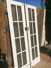 Solid hardwood French doors Willoughby Willoughby Area Preview