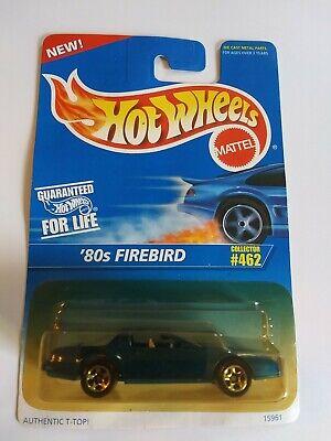 1996 HOT WHEELS '80s Firebird #462