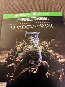 Shadow of War Game code