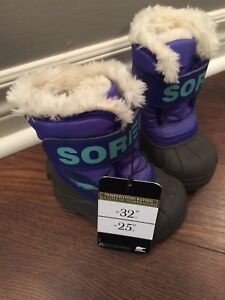 Baby Sorel - NEW WITH TAGS