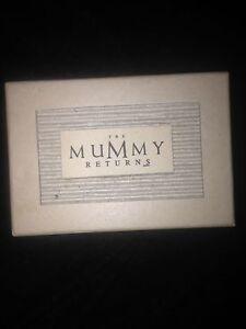 Mummy returns & Star Wars watches