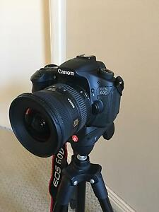 Canon Eos 60D, comes with all gear! Seabrook Hobsons Bay Area Preview