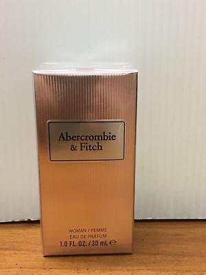 Abercrombie & Fitch First Instinct for Women 1 oz / 30 ml EDP Spray SEALED BOX