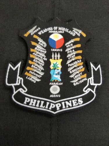 Weapons of Moroland patch Kris Barong