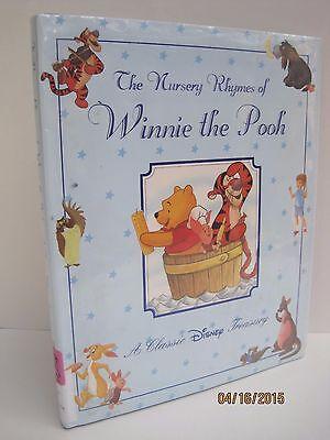 The Nursery Rhymes Of Winnie The Pooh  A Classic Disney Treasury