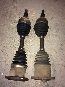 Chev/GMC front axles
