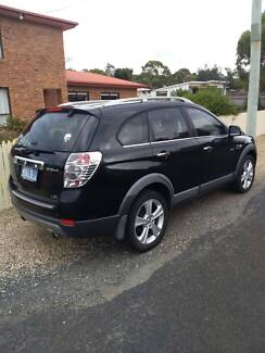 2011 Holden Captiva SUV Oakdowns Clarence Area Preview