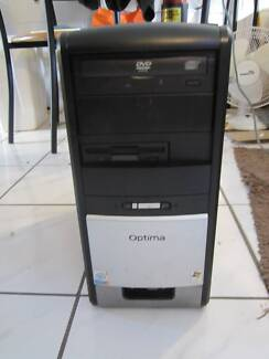 4x p4 computers 1 working 3 for parts Manunda Cairns City Preview