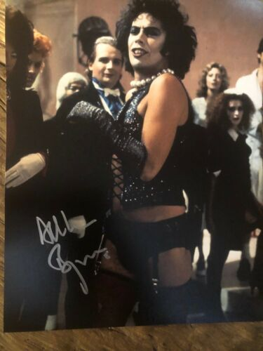 Christopher Biggins Rocky Horror Picture Show Signed 8x10 Photo With COA - $17.99
