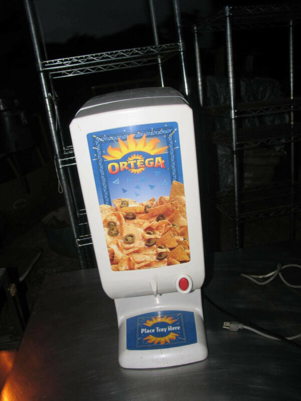 Pinnacle Sierra Bag Nacho Cheese Dispenser