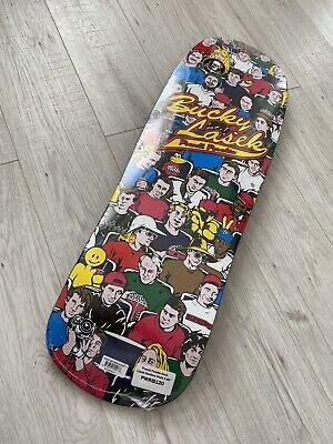 Powell Peralta Bucky Lasek Stadium Skateboard Deck Reissue *In hand* NEW Legands