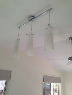 Beacon lighting pendant lights ceiling lights gumtree australia 2 pendant lights from beacon lighting aloadofball Images