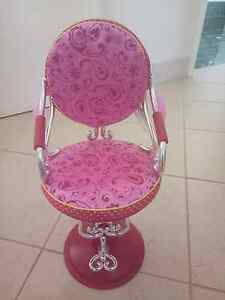 Our Generation Doll Beauty Chair Mindarie Wanneroo Area Preview