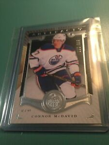Connor McDavid Artifacts Rookie /899
