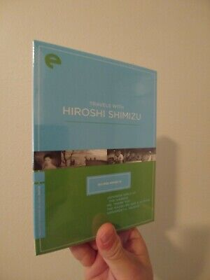 Eclipse Series 15: Travels With Hiroshi Shimizu (DVD, 2009, 4-Disc Set)