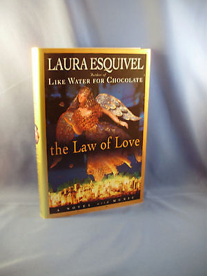 Esquivel, Laura THE LAW OF LOVE ~ NF/NF 1st Ed SIGNED with Music CD