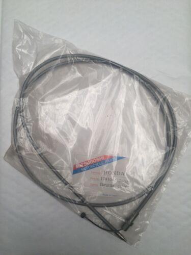 78-79 Z Express Grey Road Express Genuine Choke Cable Honda NC50 K1