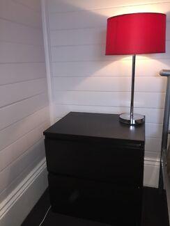 Bedside table Hamilton Newcastle Area Preview