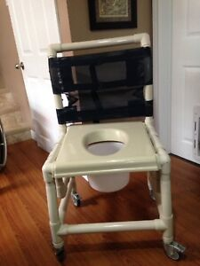 Commode chair , bedside table, Shower chair and Bench