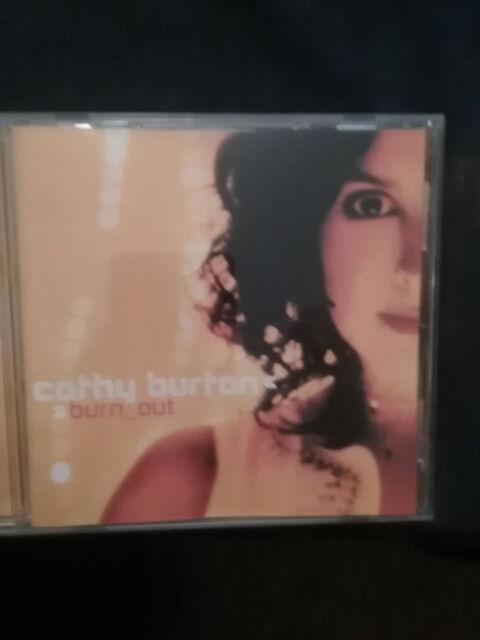Cathy Burton - Burn Out (2002)