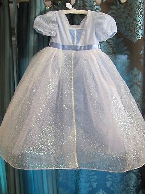 Cinderella Dress Halloween Costume size SM 5-6 ( for Target) - Halloween Dress Target
