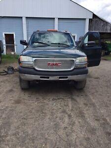 GMC sierra 2500Hd Diesel
