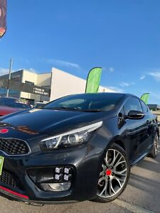 2014 KIA pro_cee'd GT-TECH Coopers Plains Brisbane South West Preview