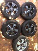 Landcruiser 200 series 18 inch rims and tyres Wanniassa Tuggeranong Preview