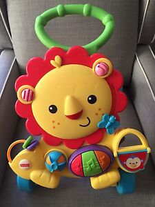 Fisher-Price Musical Lion Walker**Assembled but never used**