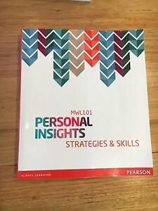Personal Insights Textbook Albury Albury Area Preview