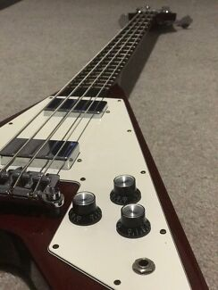 Very Rare Gibson Flying V bass