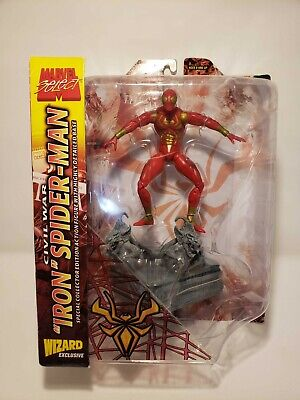 Marvel Select - Wizard Exclusive Iron Spider-Man (Sealed)