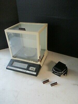 Denver Instrument Company Analytical Balance 100a Working
