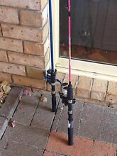 Children's fishing rods- BOTH FOR $30 Woodridge Logan Area Preview