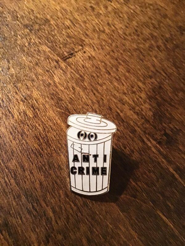 Vintage Nypd Anticrime Pin- Rare