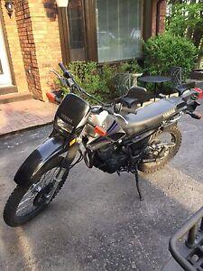 2005 Yamaha xt 225