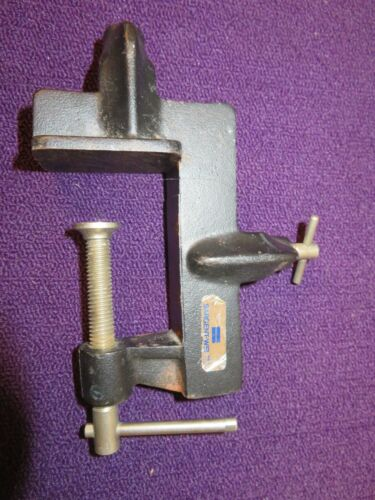 Sargent Welch laboratory bench mounted support stand clamp heavy duty-Used