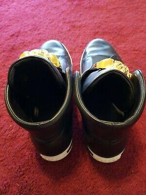 Versace medusa shoes