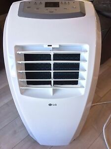 LG 10,000 BTU portable air conditioner