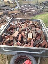 Firewood 7x5 trailer load split hard wood Penrith Penrith Area Preview