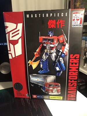 Transformers Masterpiece Optimus Prime Toys R Us Exclusive TRU MP-10