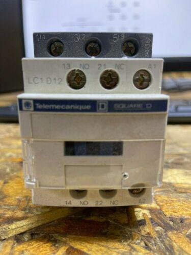 TELEMECANIQUE SQUARE D Electric Contactor LC1D12