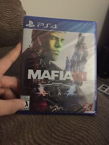 Mafia 3 PS4 still in wrapper